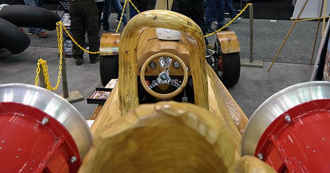 Pioneer Cedar Rocket